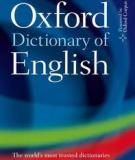 The Oxford Dictionary