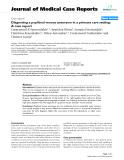 """Báo cáo y học: """" Diagnosing a popliteal venous aneurysm in a primary care setting: A case report"""""""