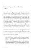 MULTI - SCALE INTEGRATED ANALYSIS OF AGROECOSYSTEMS - CHAPTER 2
