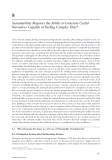 MULTI - SCALE INTEGRATED ANALYSIS OF AGROECOSYSTEMS - CHAPTER 8