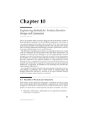 Product Design for the Environment: A Life Cycle Approach - Chapter 10