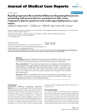 "Báo cáo y học: ""Rapidly progressive Bronchiolitis Obliterans Organising Pneumonia presenting with pneumothorax, persistent air leak, acute respiratory distress syndrome and multi-organ dysfunction: a case report"""