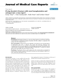 "Báo cáo y học: ""A clay-shoveler's fracture with renal transplantation and osteoporosis: a case report"""