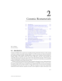 BIOMATERIALS - CHAPTER 2