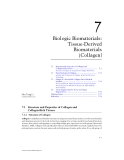 BIOMATERIALS - CHAPTER 7