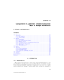 Remote Sensing and GIS Accuracy Assessment - Chapter 17