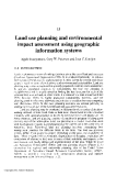 Environmental Modelling with GIs and Remote Sensing - Chapter 11