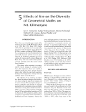 Land Use Change and Mountain Biodiversity - Chapter 5