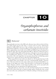 ORGANIC POLLUTANTS: AN ECOTOXICOLOGICAL PERSPECTIVE - CHAPTER 10