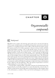 ORGANIC POLLUTANTS: AN ECOTOXICOLOGICAL PERSPECTIVE - CHAPTER 8