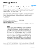 """Báo cáo khoa học:""""  Conserved peptides within the E2 region of Hepatitis C virus induce humoral and cellular responses in goats"""""""
