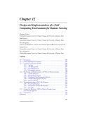 High Performance Computing in Remote Sensing - Chapter 12