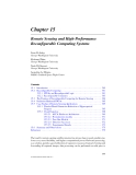 High Performance Computing in Remote Sensing - Chapter 15