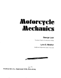 Motorcycle Mechanics 2009 Part 1