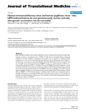 """báo cáo hóa học:"""" Human immunodeficiency virus and human papilloma virus - why HPV-induced lesions do not spontaneously resolve and why therapeutic vaccination can be successful"""""""
