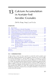 Wastewater Purification: Aerobic Granulation in Sequencing Batch Reactors - Chapter 13