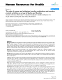 "báo cáo sinh học:"" The role of nurses and midwives in polio eradication and measles control activities: a survey in Sudan and Zambia"""
