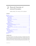 AEROSOL CHEMICAL PROCESSES IN THE ENVIRONMENT - CHAPTER 2