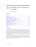 AEROSOL CHEMICAL PROCESSES IN THE ENVIRONMENT - CHAPTER 6
