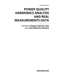 Power Quality Harmonics Analysis and Real Measurements Data Part 1