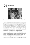 Industrial Safety and Health for Goods and Materials Services - Chapter 24
