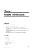 Natural Hazards Analysis - Chapter 2