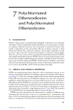ORGANIC POLLUTANTS: An Ecotoxicological Perspective - Chapter 7
