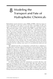 Sediment and Contaminant Transport in Surface Waters - Chapter 8 (end)