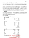 A Component Unit of the State of Montana Consolidated Statements of Net Assets_part5