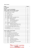 ASSURANCE IN FINANCIAL AUDITING Table of contents_part1