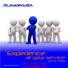 Experience Leaders Business Advisors  at your service Audit – Tax – Consulting