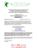 NORTHERN MARIANA ISLANDS RETIREMENT FUND WORKERS' COMPENSATION COMMISSION GROUP HEALTH AND LIFE INSURANCE TRUST FUND FINANCIAL AUDITS REQUEST FOR PROPOSALS