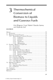 Handbook of plant based biofuels - Chapter 3