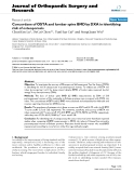 "báo cáo hóa học:""   Concordane of OSTA and lumbar spine BMD by DXA in identifying risk of osteoporosis"""