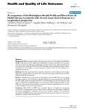 Health and Quality of Life Outcomes BioMed Central  Research  Open Access  A comparison of the