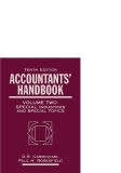 Accountants' Handbook Special Industries and Special Topics 10th Edition_1