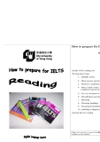How to prepare for IELTS – Reading