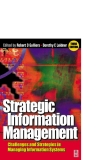 Robert D Galliers & Strategic Information Management Third Edition Challenges and Strategies in Managing Information Systems