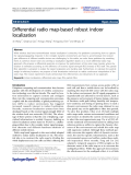 "Báo cáo hóa học: ""  Differential radio map-based robust indoor localization"""