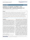Alubaidy et al. Nanoscale Research Letters 2011, 6:375