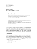 Hindawi Publishing Corporation Fixed Point Theory and Applications Volume 2011, Article ID 216146,