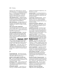 G-13  Glossary Required in the Statement of Operations (q.v.) by the Health Care Guide.  reporting