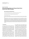 "Báo cáo hóa học: ""  Research Article Hierarchical Spread Spectrum Fingerprinting Scheme Based on the CDMA Technique Minoru Kuribayashi (EURASIP Member)"""