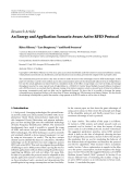 Báo cáo: An Energy and Application Scenario Aware Active RFID Protocol