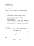 Hindawi Publishing Corporation Boundary Value Problems Volume 2010, Article ID 524862, 21 pages