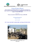 "Project Technical Report:"" The development and implementation of new appropriate technologies for improving goat production and increasing small-holder income in the central region of Vietnam """