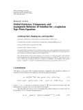 "Báo cáo hóa học: ""  Research Article Global Existence, Uniqueness, and Asymptotic Behavior of Solution for p-Laplacian Type Wave Equation"""