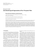 "Báo cáo hóa học: ""  Research Article Joint Rendering and Segmentation of Free-Viewpoint Video"""