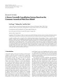 "Báo cáo hóa học: ""  Research Article A Stereo Crosstalk Cancellation System Based on the Common-Acoustical Pole/Zero Model"""