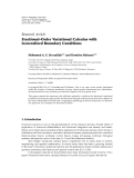 "báo cáo hóa học:"" Research Article Fractional-Order Variational Calculus with Generalized Boundary Conditions"""